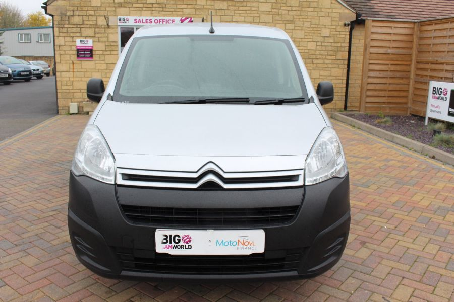 CITROEN BERLINGO 625 BLUEHDI 75 L1 H1 ENTERPRISE SWB LOW ROOF - 8535 - 9