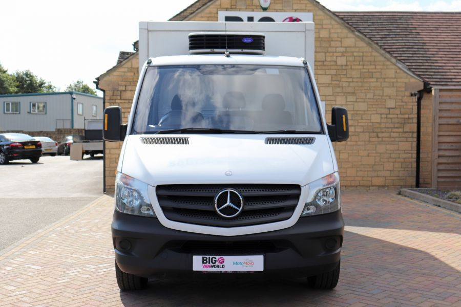 MERCEDES SPRINTER 313 CDI 129 MWB FRIDGE BOX - 9628 - 10