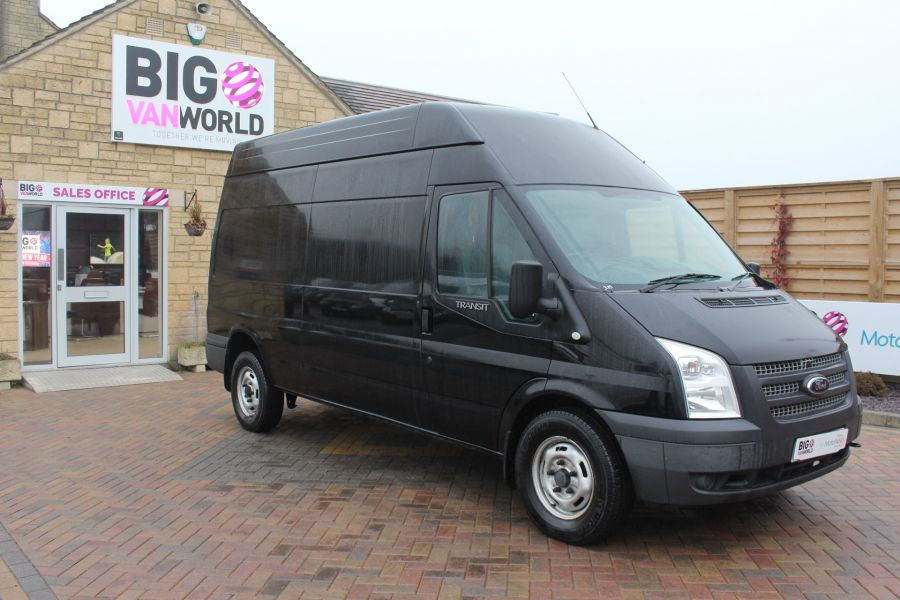FORD TRANSIT 350 TDCI 100 LWB HIGH ROOF RWD - 7148 - 2