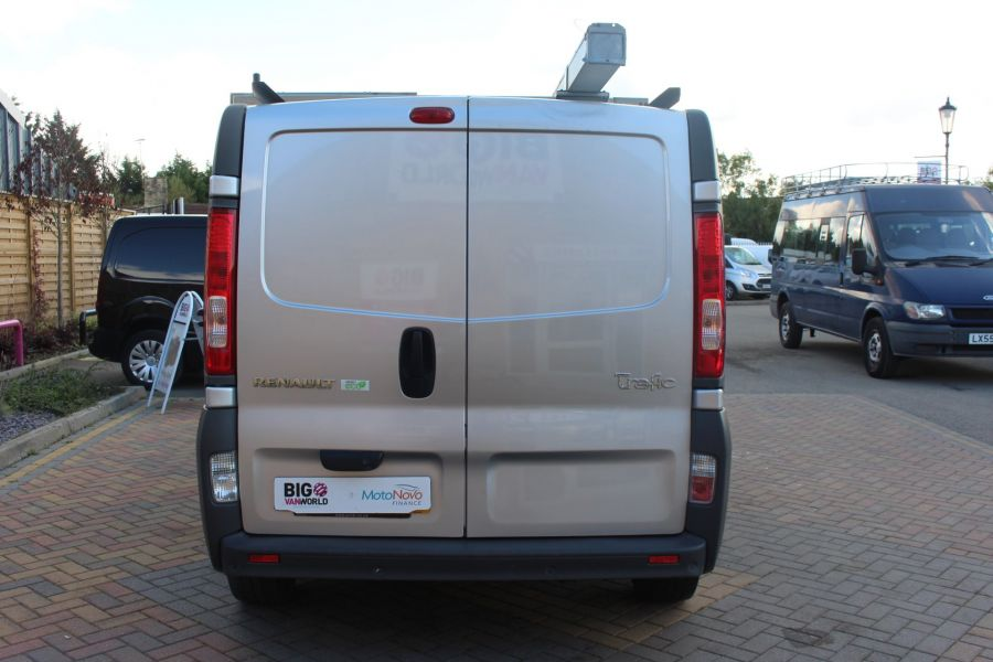 RENAULT TRAFIC SL29 DCI 115 L1 H1 SWB LOW ROOF - 6721 - 6