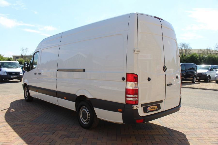 MERCEDES SPRINTER 316 CDI LWB HIGH ROOF 160 BHP - 5927 - 5
