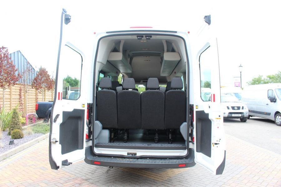 FORD TRANSIT 460 TDCI 125 L4 H3 LWB HIGH ROOF 17 SEAT BUS RWD - 6608 - 27