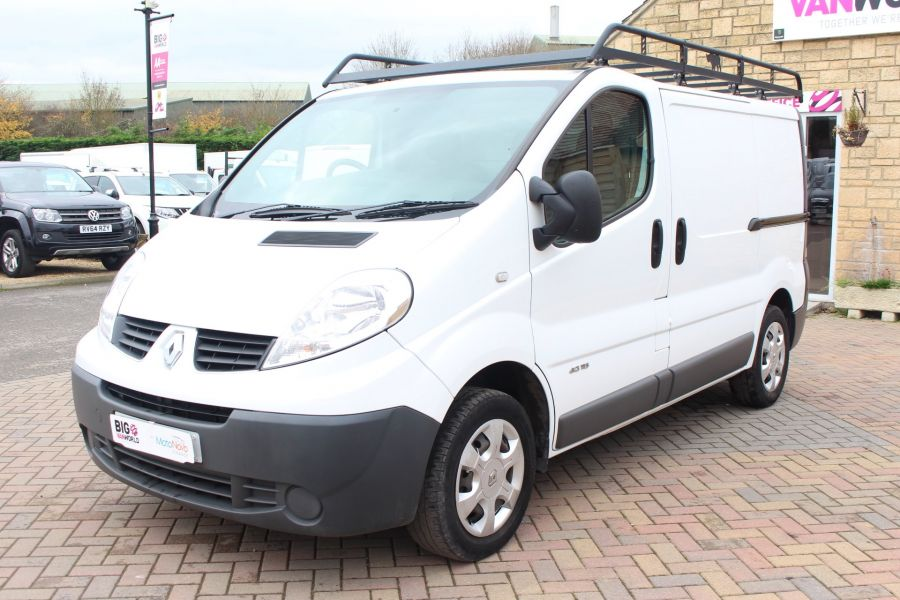 RENAULT TRAFIC SL27 DCI 115 ECO2 SWB LOW ROOF - 6914 - 8