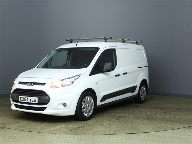 FORD TRANSIT CONNECT 210 TDCI 95 L2 H1 TREND SWB LOW ROOF - 6941 - 5