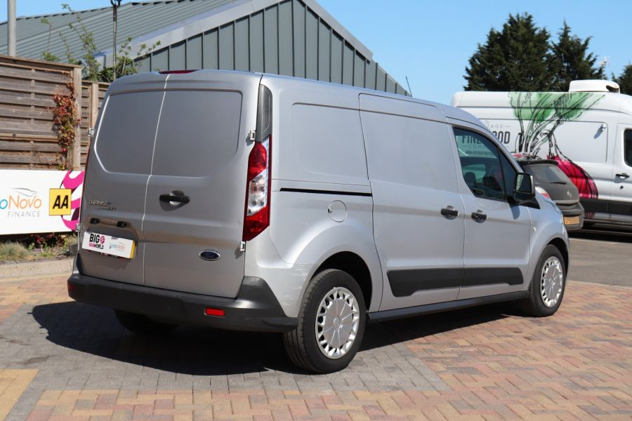 FORD TRANSIT CONNECT 240 TDCI 115 L2H1 TREND LWB LOW ROOF - 10422 - 6