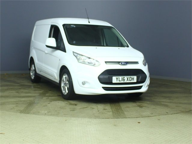 FORD TRANSIT CONNECT 200 TDCI 120 L1 H1 LIMITED SWB LOW ROOF - 7012 - 1