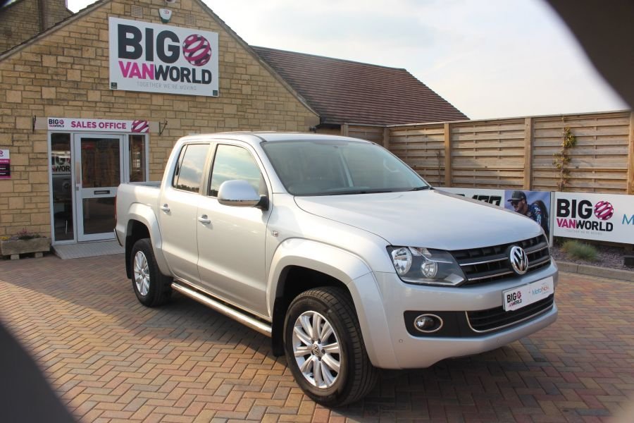 VOLKSWAGEN AMAROK DC BITDI 180 HIGHLINE 4MOTION DOUBLE CAB - 9182 - 3