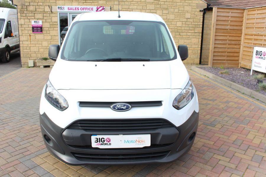 FORD TRANSIT CONNECT 210 TDCI 95 L2 H1 LWB LOW ROOF - 8421 - 9