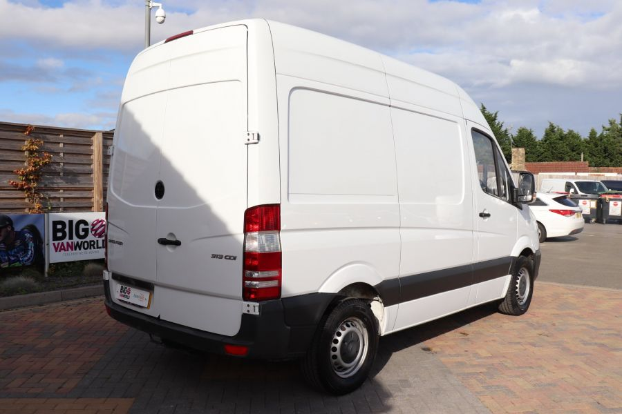 MERCEDES SPRINTER 313 CDI 129 SWB HIGH ROOF - 10968 - 6