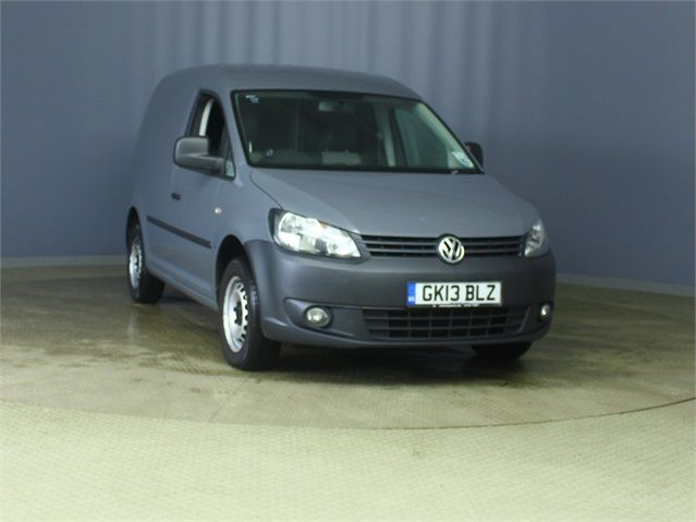 VOLKSWAGEN CADDY C20 TDI 102 BLUEMOTION - 7099 - 1