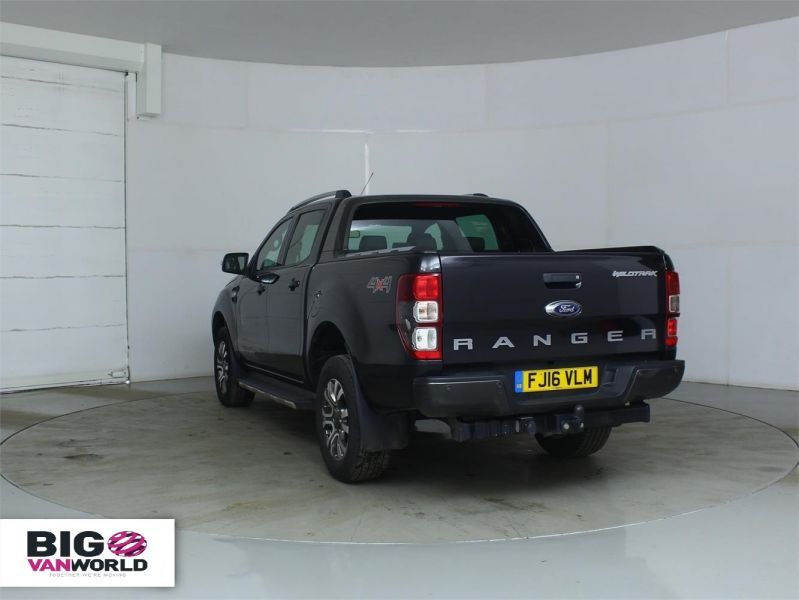 FORD RANGER WILDTRAK TDCI 200 4X4 DOUBLE CAB - 7524 - 2