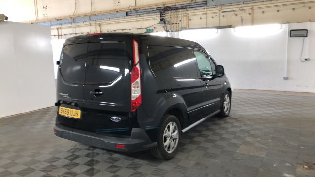 Used FORD TRANSIT CONNECT in Used Vans Swindon for sale