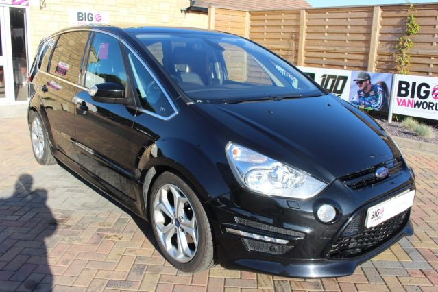 Used FORD S-MAX in Used Cars Swindon for sale