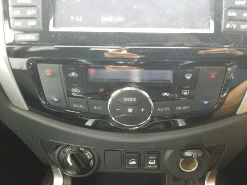NISSAN NAVARA DCI 190 N-CONNECTA 4X4 DOUBLE CAB - 9734 - 9