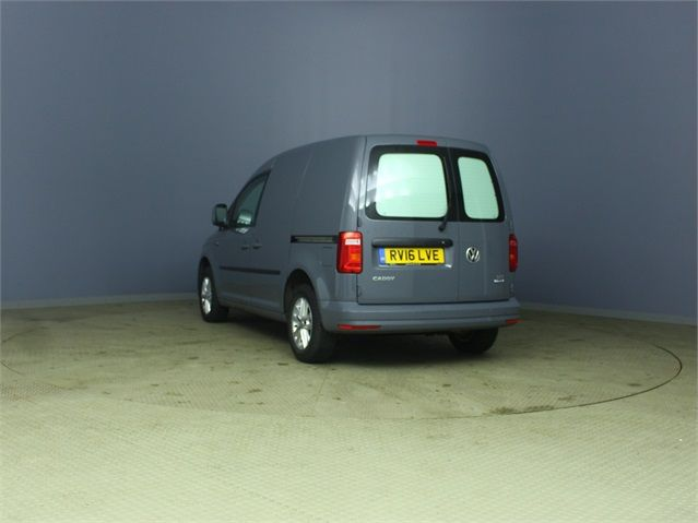 VOLKSWAGEN CADDY C20 TDI 102 HIGHLINE - 7421 - 4