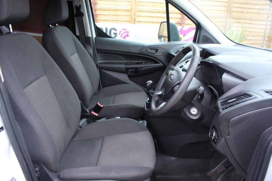 FORD TRANSIT CONNECT 220 TDCI 75 L1 H1 DOUBLE CAB 5 SEAT CREW VAN - 7182 - 11