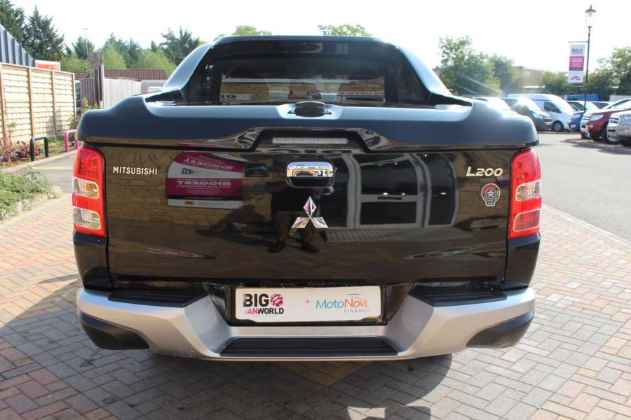 MITSUBISHI L200 DI-D 178 4WD WARRIOR DOUBLE CAB WITH MOUNTAIN TOP - 6974 - 6