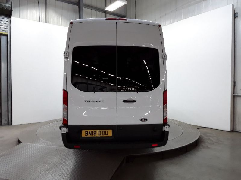 FORD TRANSIT 460 TDCI 155 TREND HIGH ROOF 17 SEAT BUS - 11303 - 3
