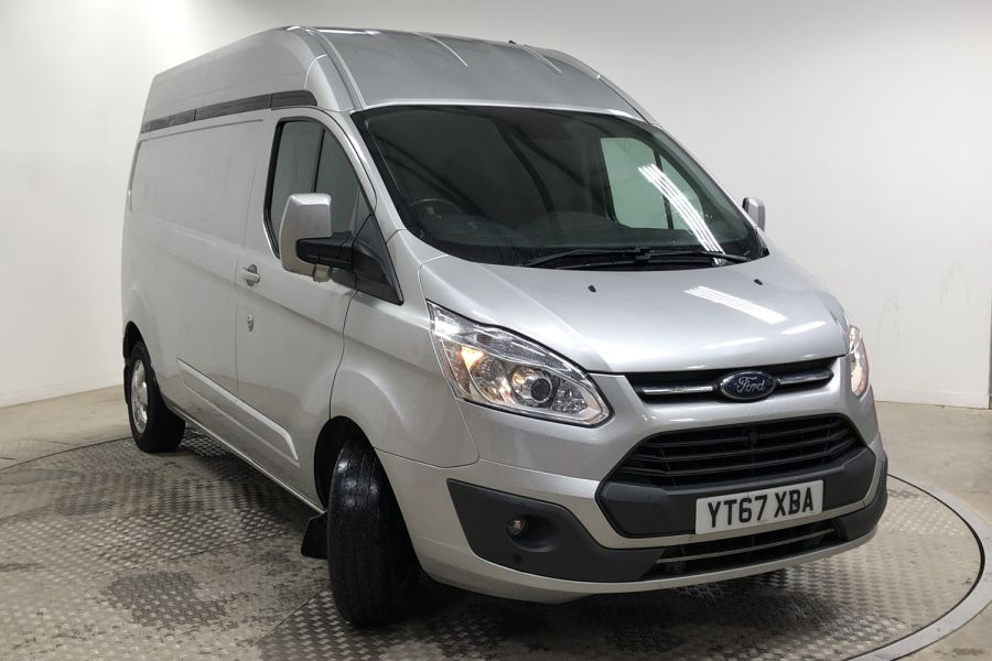 FORD TRANSIT CUSTOM 290 TDCI 170 L2H2 LIMITED LWB HIGH ROOF FWD - 12009 - 1
