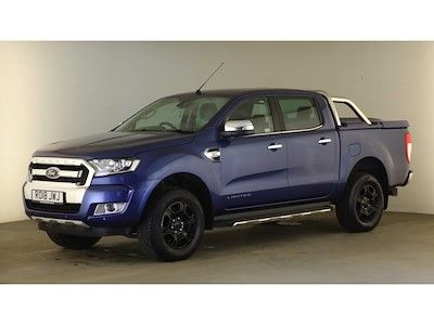 FORD RANGER TDCI 200 LIMITED 4X4 DOUBLE CAB WITH MOUNTAIN TOP - 12541 - 8
