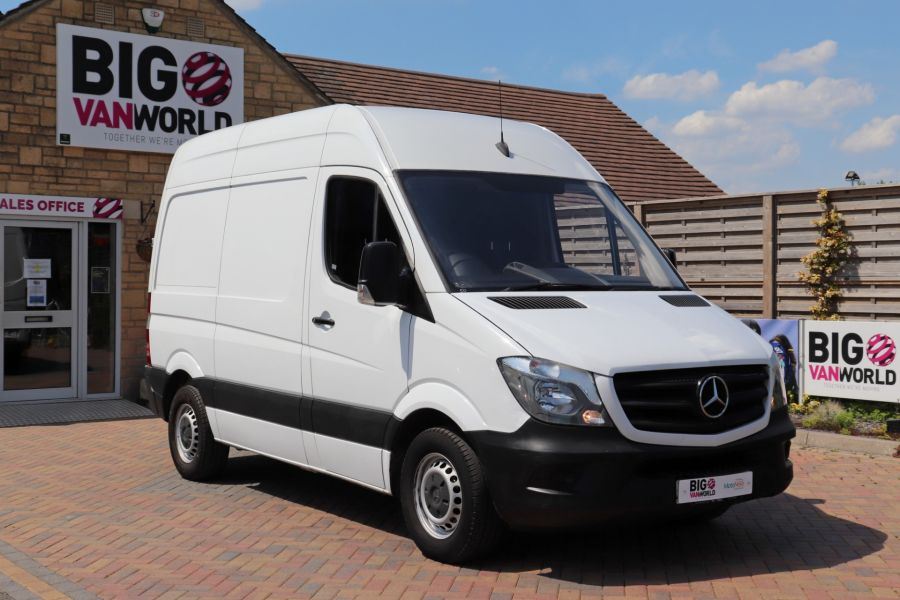 MERCEDES SPRINTER 313 CDI 129 SWB HIGH ROOF - 10755 - 3