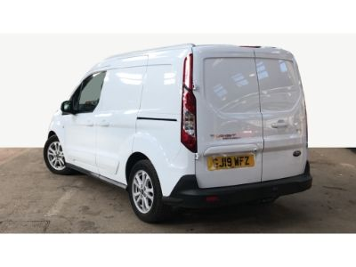 FORD TRANSIT CONNECT 200 TDCI 120 L1H1 LIMITED SWB LOW ROOF - 10914 - 5