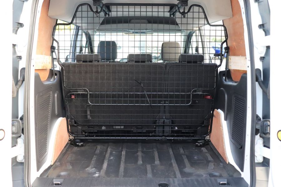 FORD TRANSIT CONNECT 220 TDCI 75 L1H1 DOUBLE CAB 5 SEAT CREW VAN SWB LOW ROOF - 11536 - 38