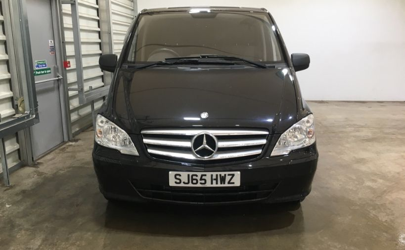 MERCEDES VITO 113 CDI 136 LWB LOW ROOF - 11093 - 9
