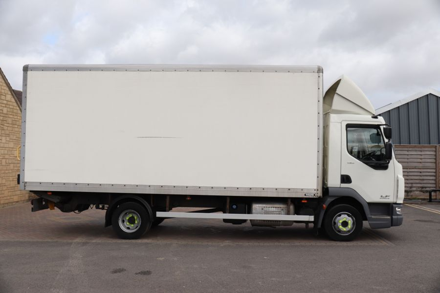DAF TRUCKS LF LF 150 FA LF 150 FA 20Ft BOX WITH TAIL LIFT  (13928) - 12204 - 6