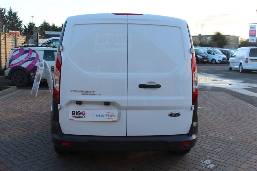 FORD TRANSIT CONNECT 220 TDCI 75 L1 H1 DOUBLE CAB 5 SEAT CREW VAN - 7184 - 6