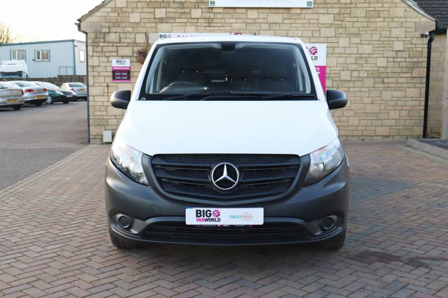 MERCEDES VITO 111 CDI 114 LWB LOW ROOF - 11996 - 8