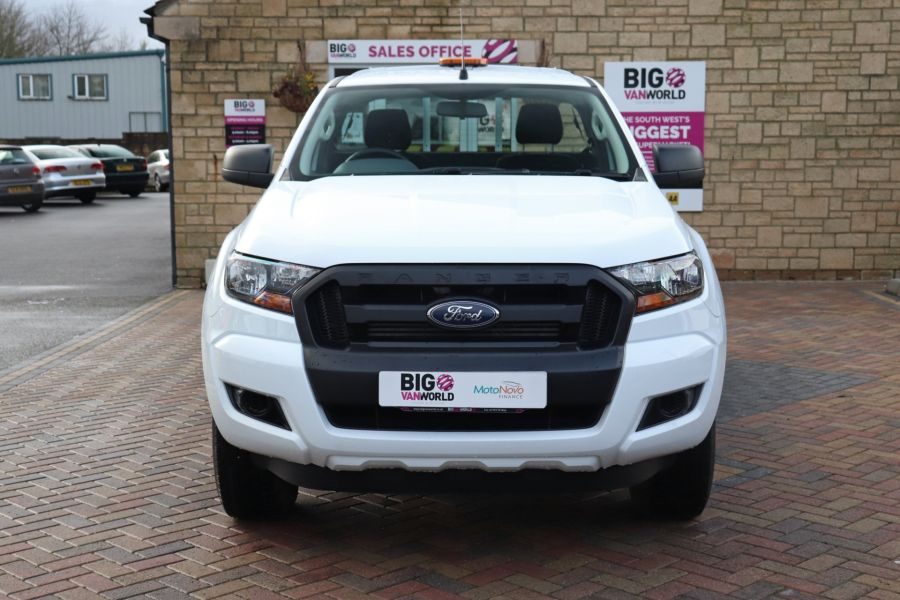 FORD RANGER 2.0 TDCI 170 XL SINGLE CAB ECOBLUE - 12021 - 12