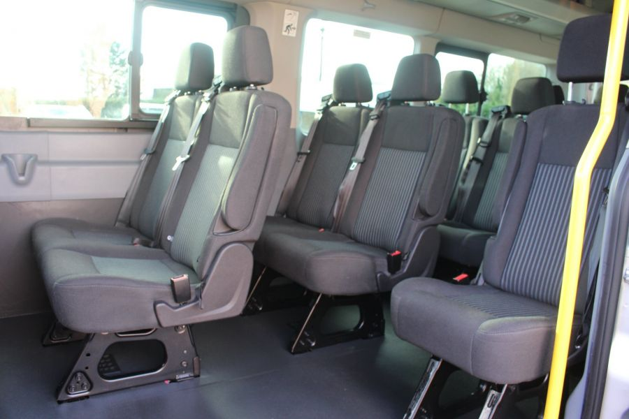 FORD TRANSIT 460 TDCI 155 TREND L4 H3 HIGH ROOF 17 SEAT BUS - 8517 - 21