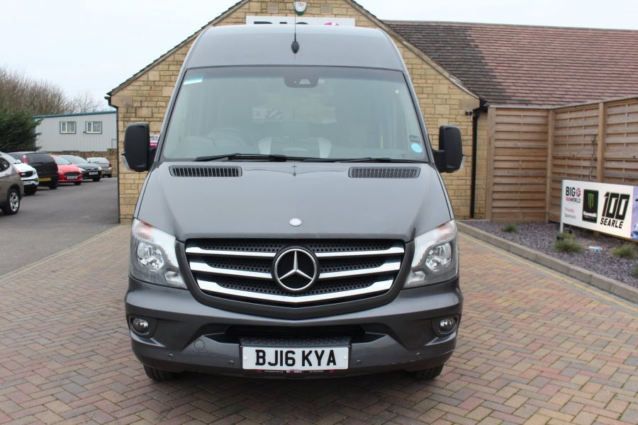 MERCEDES SPRINTER 516 TRAVEL 45 XLWB 16 SEAT SINGLE DECK COACH - 8762 - 10
