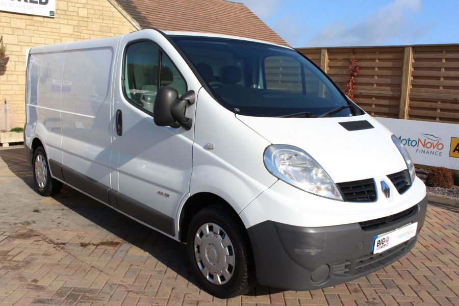 RENAULT TRAFIC LL29 DCI 115 LWB LOW ROOF - 7644 - 1