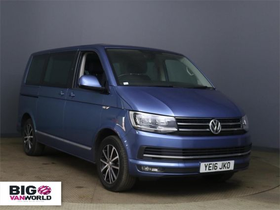 Used VOLKSWAGEN CARAVELLE in Used Cars Swindon for sale