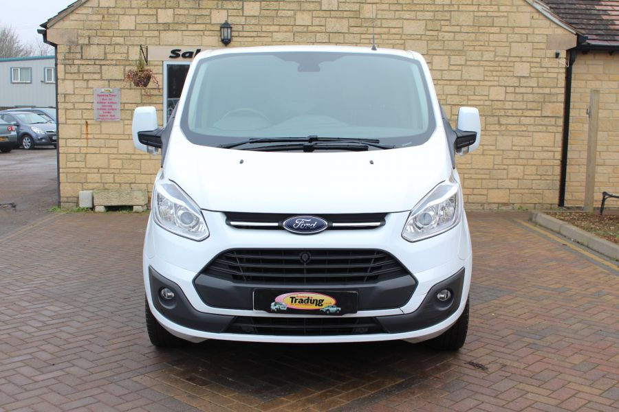 FORD TRANSIT CUSTOM 290 TDCI 125 LIMITED L2 H1 LWB LOW ROOF - 5574 - 7
