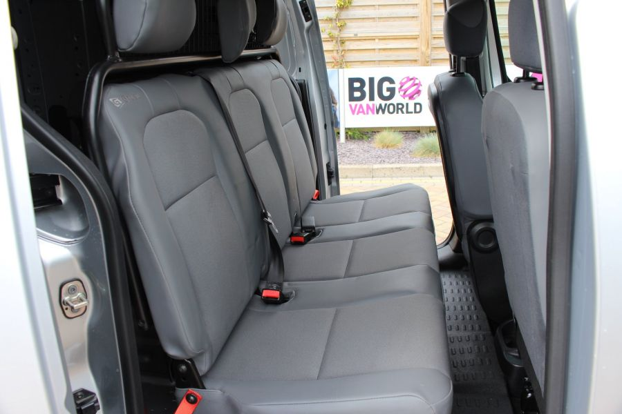 CITROEN BERLINGO 725 HDI 90 X L2 H1 5 SEAT CREW VAN SWB LOW ROOF - 9173 - 22