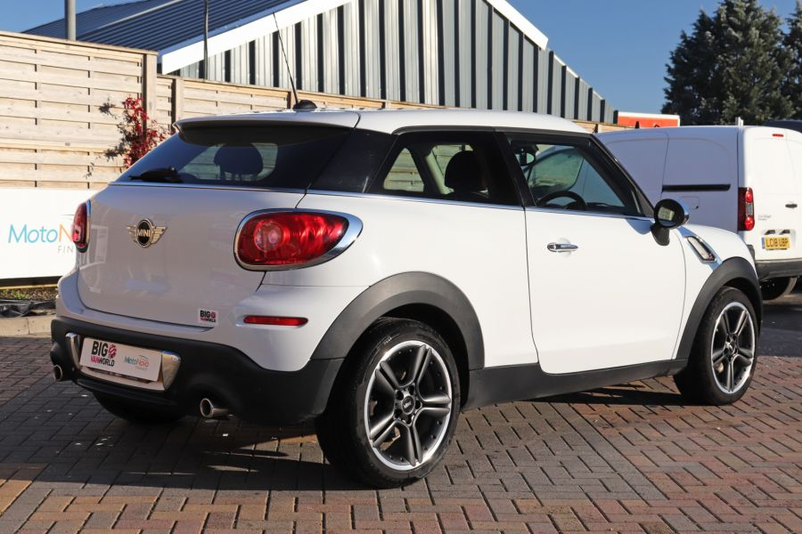 MINI PACEMAN COOPER 2.0 SD 143 ALL4 AUTO - 11657 - 8