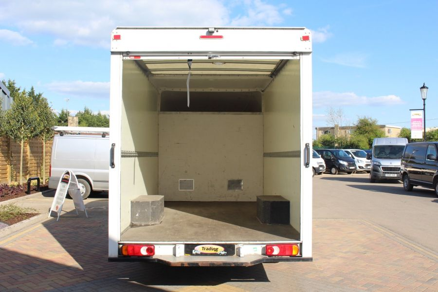 VAUXHALL MOVANO F3500 L3H1 CDTI 125 LOW LOADER 13FT LUTON - 5858 - 17