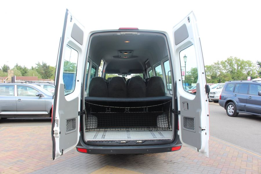 MERCEDES SPRINTER 316 CDI 163 TRAVELINER LWB 15 SEAT BUS HIGH ROOF - 8100 - 26