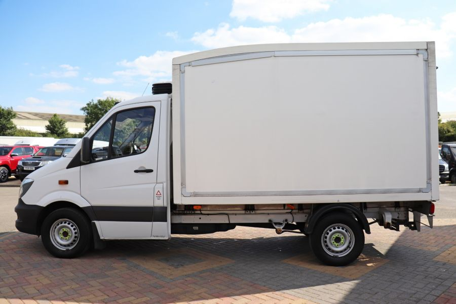 MERCEDES SPRINTER 313 CDI 129 MWB FRIDGE BOX - 9628 - 8