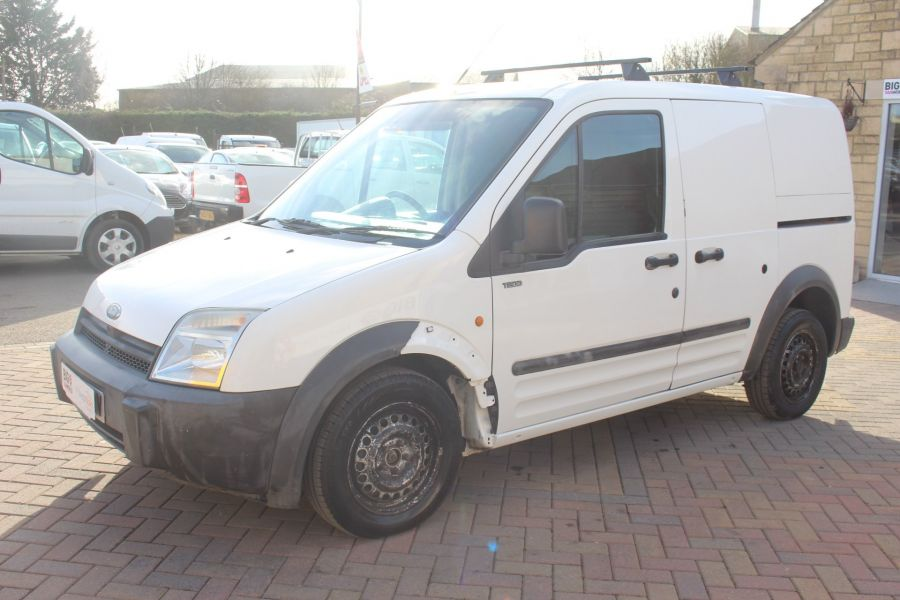 FORD TRANSIT CONNECT T200 TDDI 75 SWB - 7281 - 8
