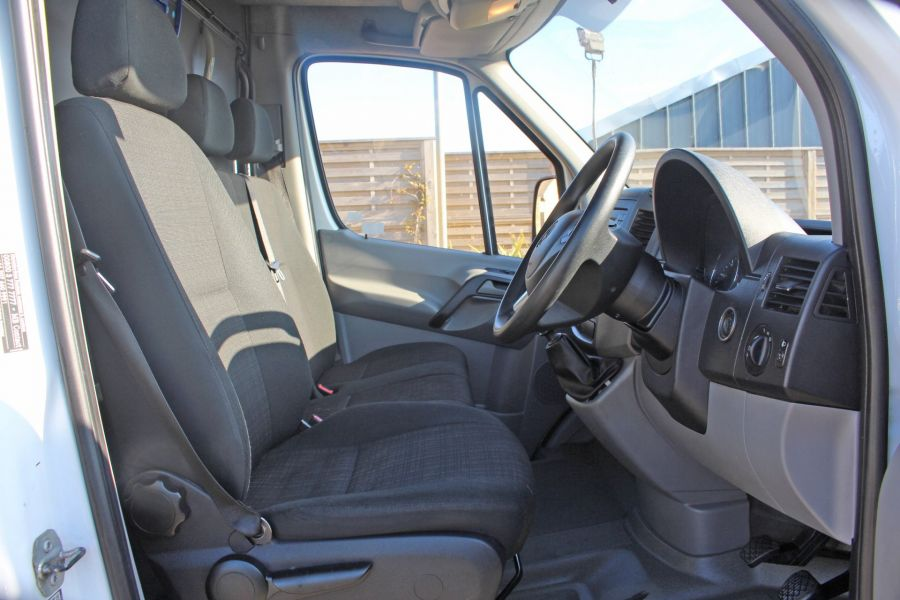 MERCEDES SPRINTER 313 CDI 129 LWB FRIDGE VAN HIGH ROOF - 9146 - 12