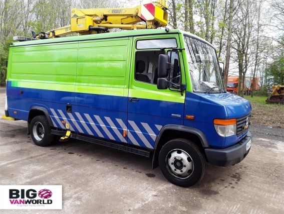 Used MERCEDES VARIO in Used Vans Swindon for sale