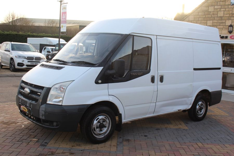 FORD TRANSIT 260 SWB SEMI HIGH ROOF NO VAT - 5782 - 6