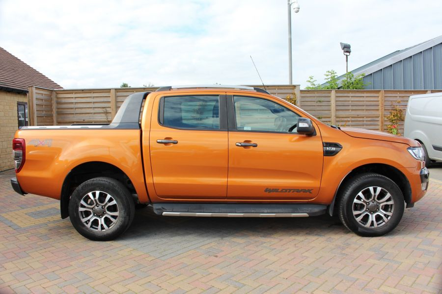 FORD RANGER WILDTRAK TDCI 200 4X4 DOUBLE CAB - 9461 - 4