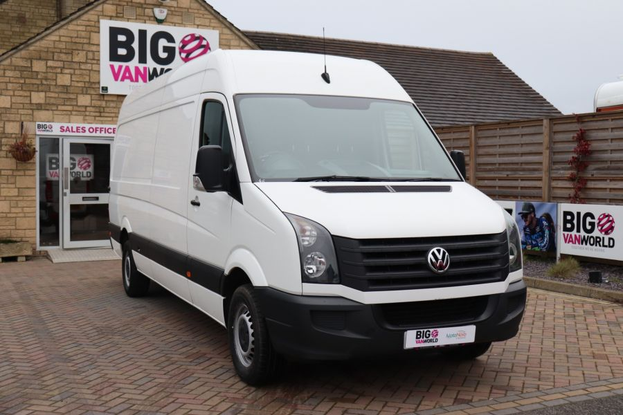 VOLKSWAGEN CRAFTER CR35 TDI 140 BMT LWB HIGH ROOF - 10447 - 3