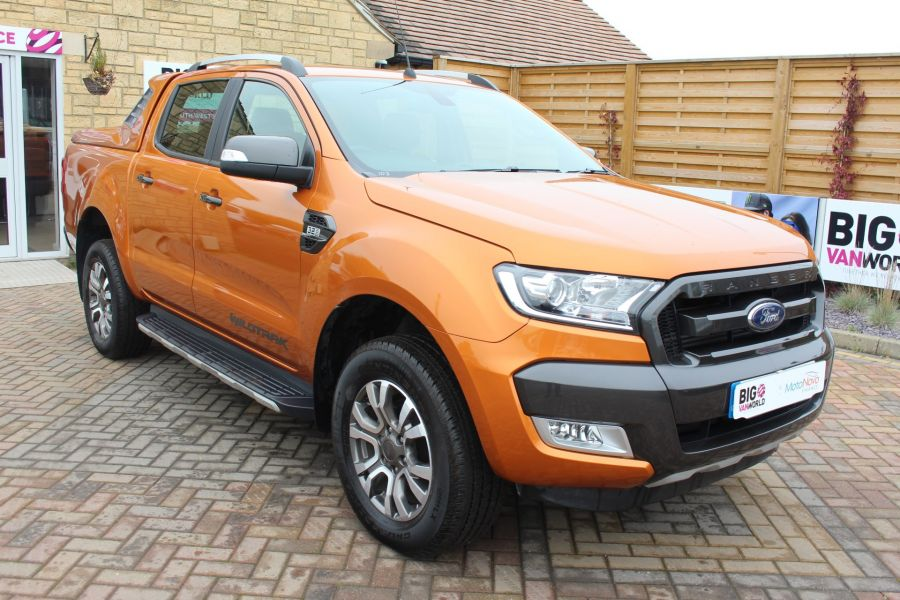 FORD RANGER WILDTRAK 4X4 TDCI 200 DOUBLE CAB - 6921 - 3