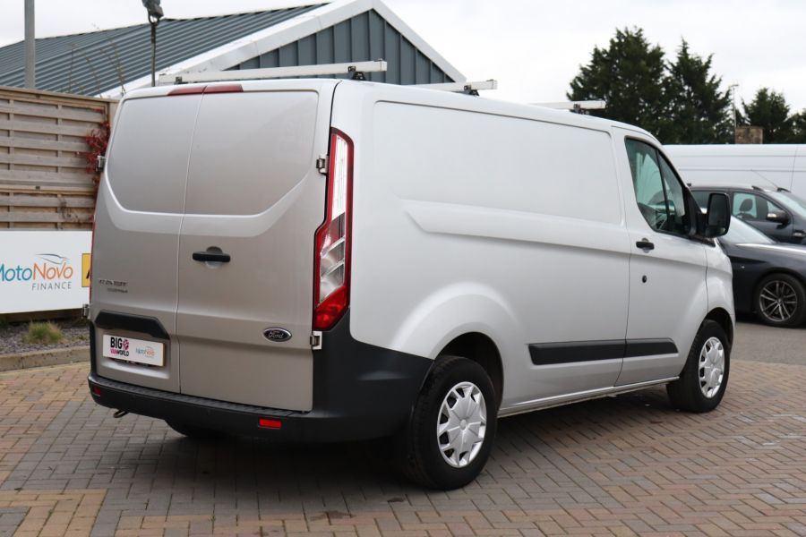 FORD TRANSIT CUSTOM 290 TDCI 130 L1H1 TREND SWB LOW ROOF FWD - 10465 - 5